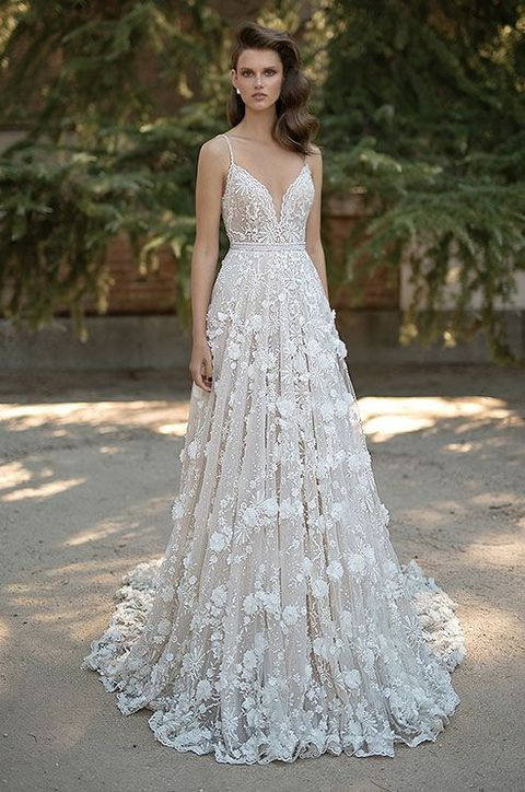 70 stunning and timeless a line wedding gowns happywedd by chloe junglespirit Images