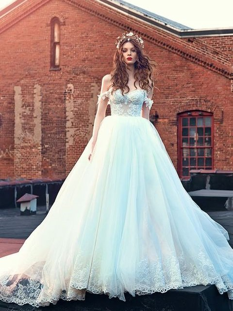 75 Breathtaking Princess Wedding Dresses To Enjoy