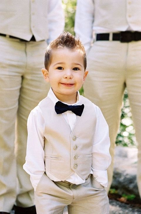 52 Cutest Ring Bearer Looks That Admire