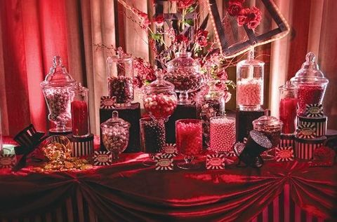 Love Is Sweet: 55 Wedding Candy Bar Ideas