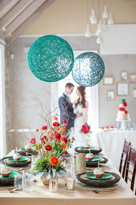 43 Cute And Budget-Friendly Yarn Wedding Ideas