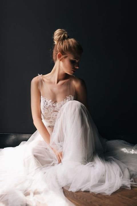 40 ETHEREALLY BEAUTIFUL BALLERINA-INSPIRED WEDDING GOWNS