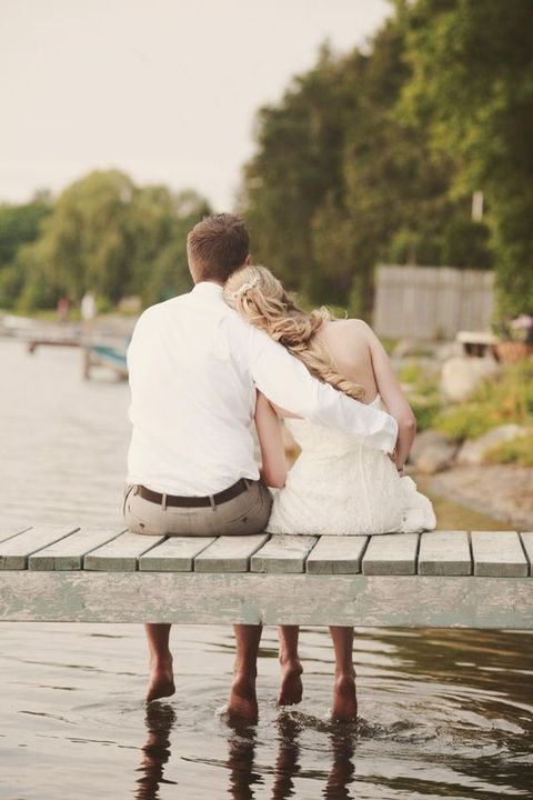 72 gorgeous and relaxed lake wedding ideas happyweddcom