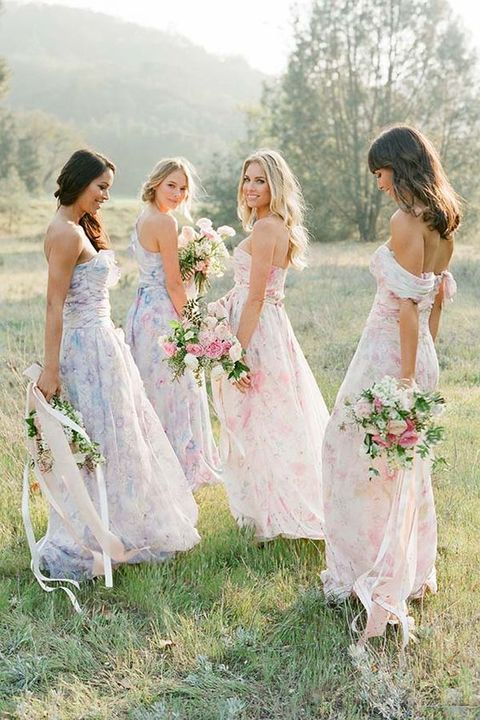 48 Summer Bridesmaids Dresses That Excite