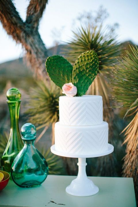 52 Fun Cactus Wedding Ideas To Have A Look At