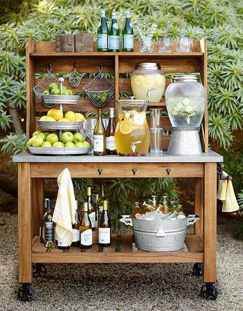 50 Wedding Drink Bar And Station Ideas That Youll Love