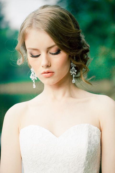 Summer Wedding Makeup Looks : 14 Summer Wedding Makeup Tips And 31 Ideas HappyWedd.com