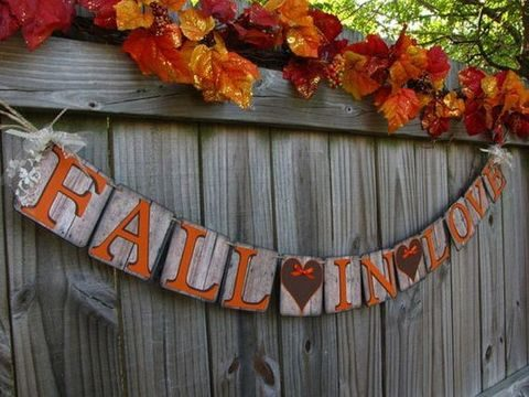 47 fall backyard wedding ideas that inspire happywedd by mia junglespirit Gallery