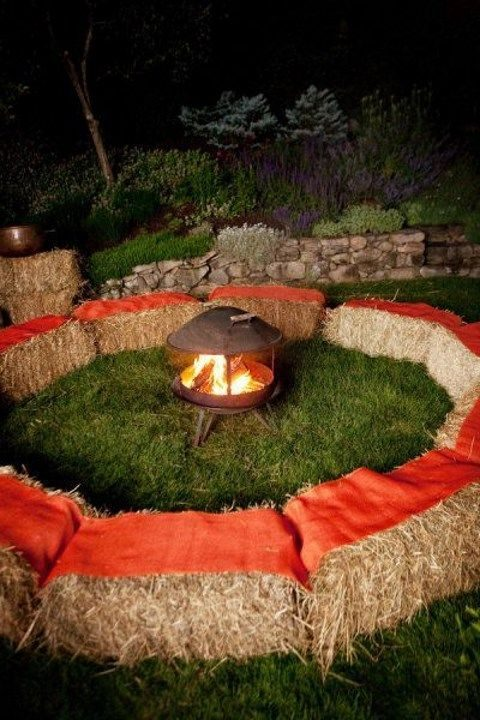 Awesome Backyard Fall Wedding Ideas Home Design Ideas