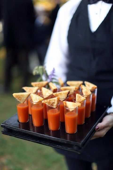 15 outdoor fall wedding tips and 68 examples for Fall cooking tips