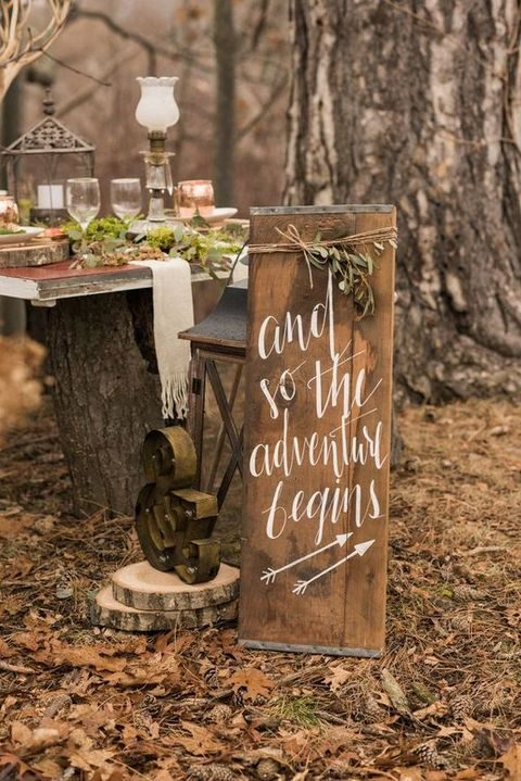 75 Rustic Fall Wedding Ideas Youll Love