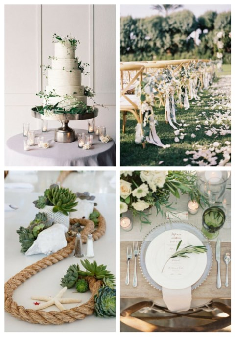 74 Subtle Organic Wedding Ideas