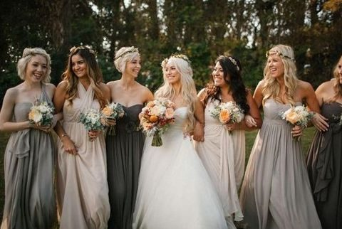 52 Chic Neutral Fall Wedding Ideas