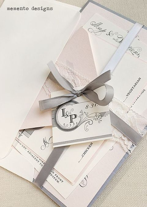 62 Delicate Dove Grey Wedding Ideas