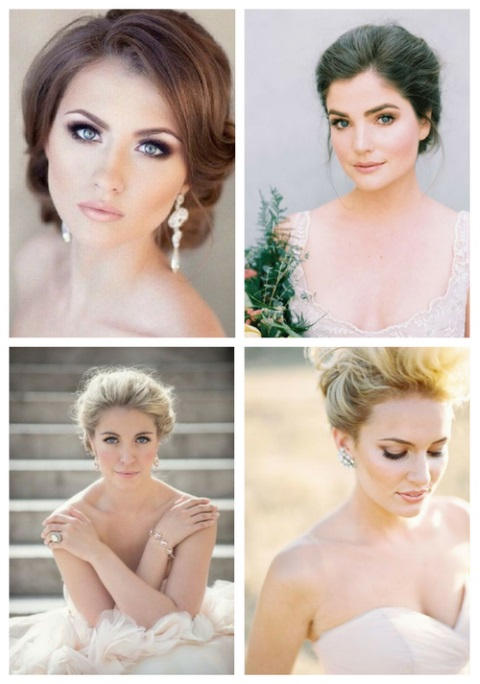 28 Neutral Wedding Makeup Ideas