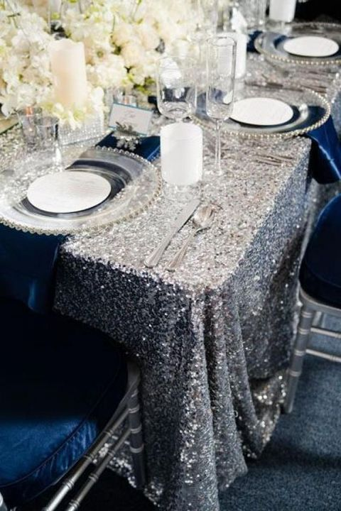 54 Glitter Winter Wedding Ideas