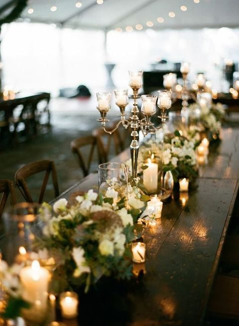 40 Stunning Winter Wedding Lights Happywedd Com