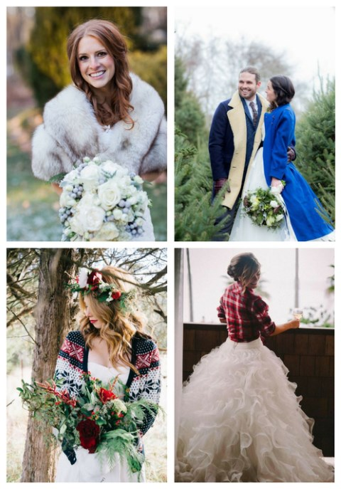 39 Chic Winter Wedding Coverups to Try