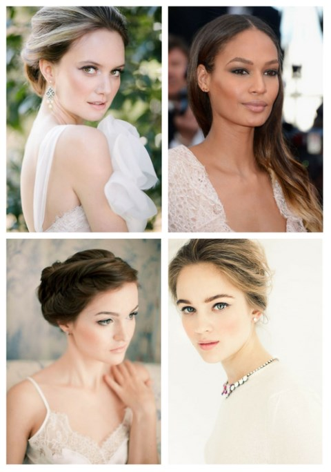 27 Wedding Makeup Ideas With Nude Lips
