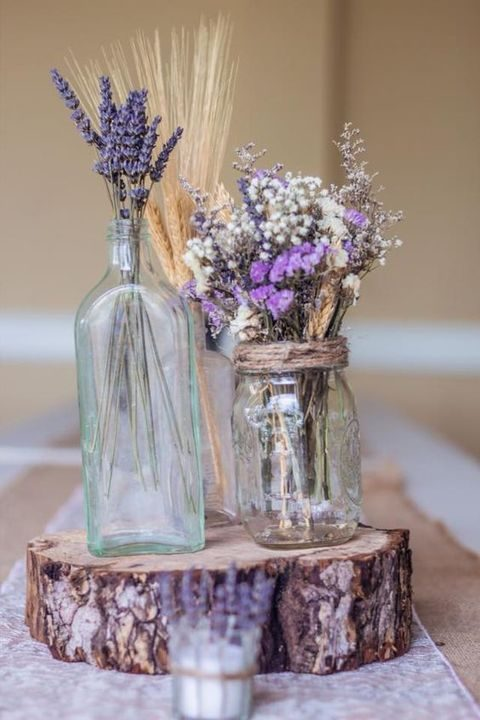 40 Romantic Lavender Wedding Ideas Happywedd