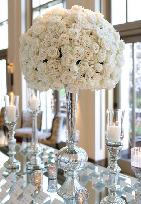 ivoy blush rose balls for centerpieces and decor