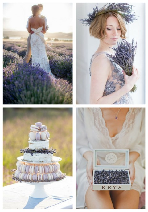40 Romantic Lavender Wedding Ideas