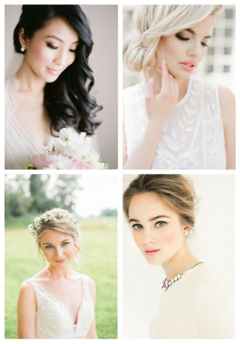 23 Fresh Spring Wedding Makeup Looks That Inspire