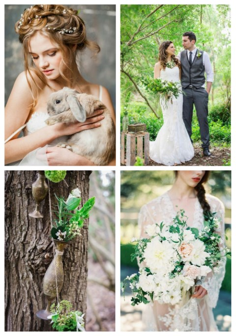 57 Gentle Spring Boho Chic Wedding Ideas
