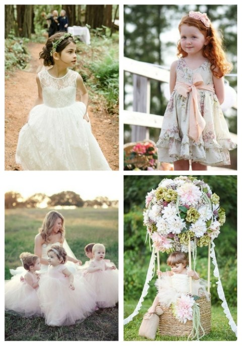 25 Exciting Spring Flower Girl Looks