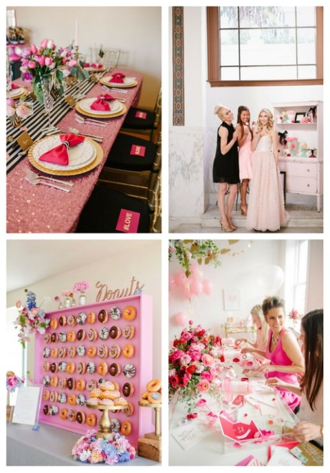 61 Cute Valentine's Day Bridal Shower Ideas