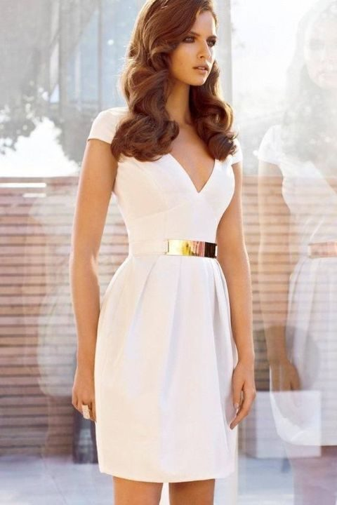 41 Chic Spring Bridal Shower Outfits Happyweddcom