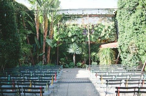 greenery, leaves rooftop garden venue