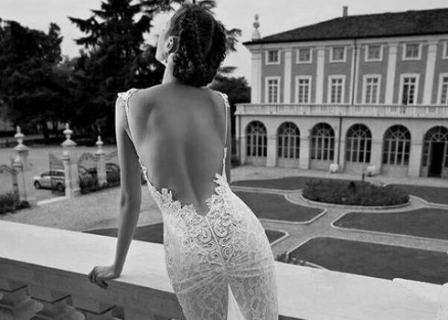 42 Backless Wedding Dresses That Wow