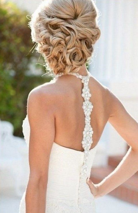 chic lace detail racerback