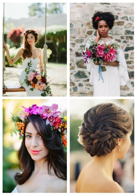 3 Tropical Wedding Hair Tips And 24 Ideas
