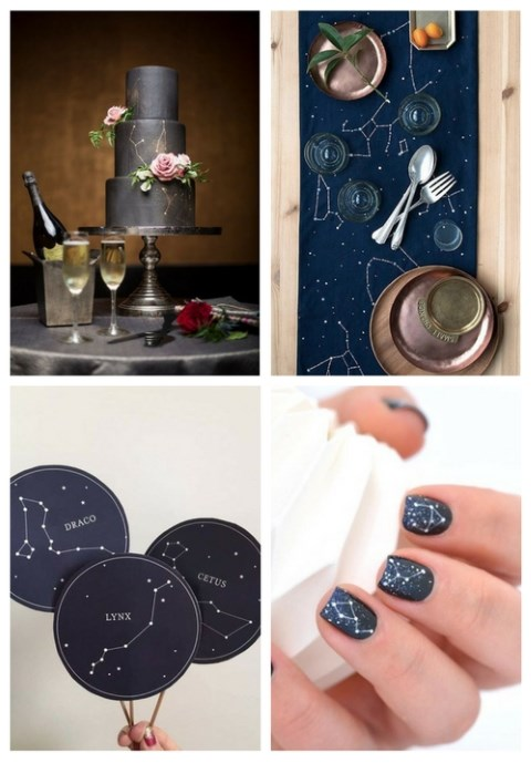 40 Constellation Wedding Ideas