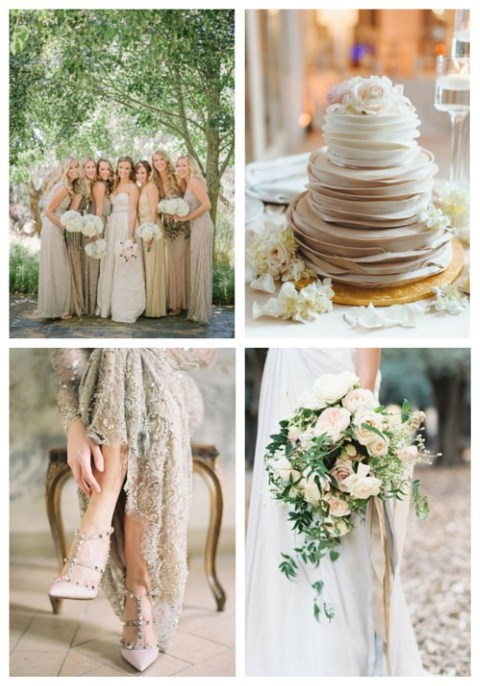 52 Chic Neutral Fall Wedding Ideas Happywedd Com