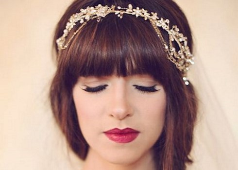 43 Gorgeous Fall Wedding Makeup Ideas
