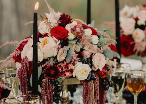 60 Moody Fall Wedding Ideas You'll Enjoy