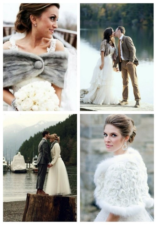 53 Fall Bridal Cover Ups, Capes And Shawls