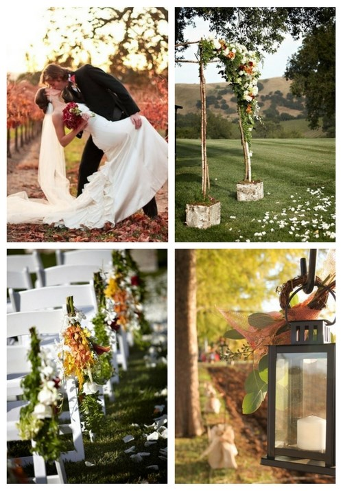43 Fall Vineyard Wedding Ideas That Inspire