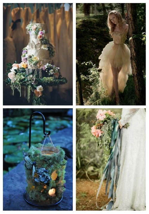 65 Romantic Enchanted Forest Wedding Ideas