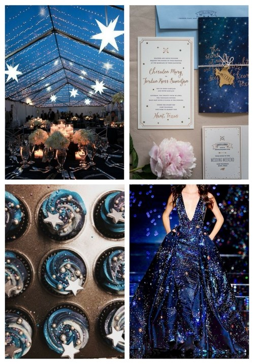 46 Gorgeous Starry Night Wedding Ideas