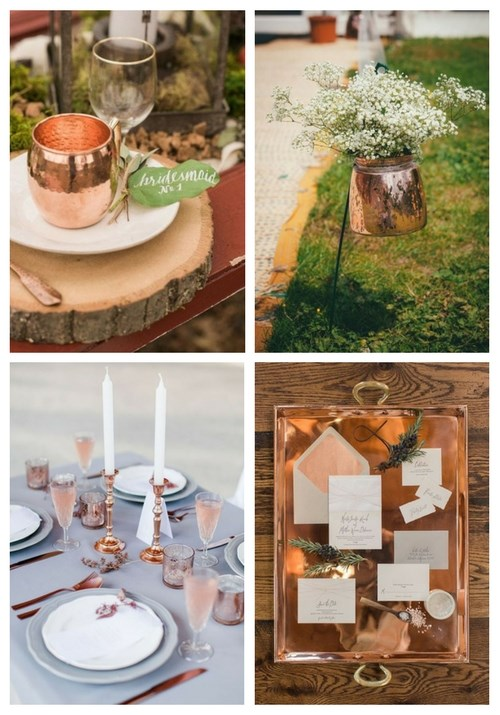 71 Awesome Copper Wedding Ideas To Try