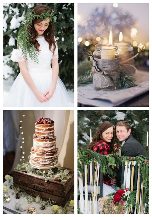 36 Dreamy Winter Woodland Wedding Ideas