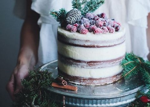 3 Trendiest Winter Wedding Cake Types And 35 Examples