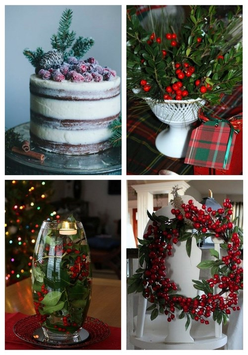 48 Holly Berry And Cranberry Ideas For Winter Nuptials