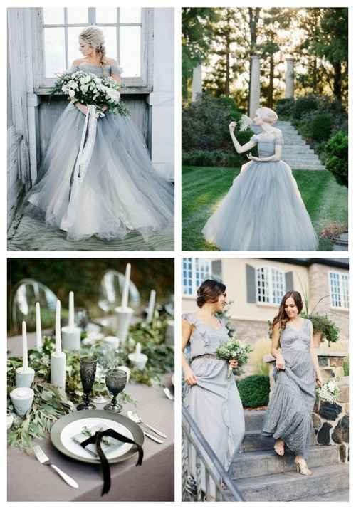 main Refined Winter Grey Wedding Ideas