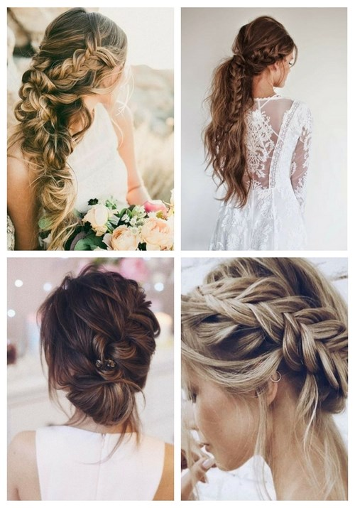25 Ultimate Braids And Braided Hairstyles For Brides