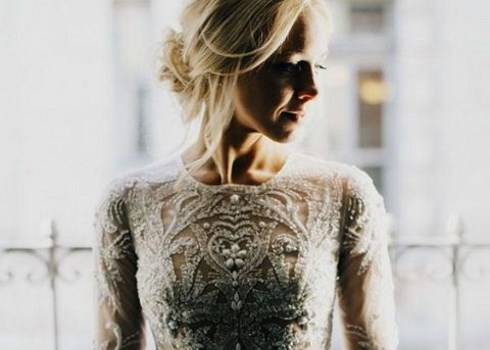 35 Gorgeous Long Sleeve Wedding Dresses